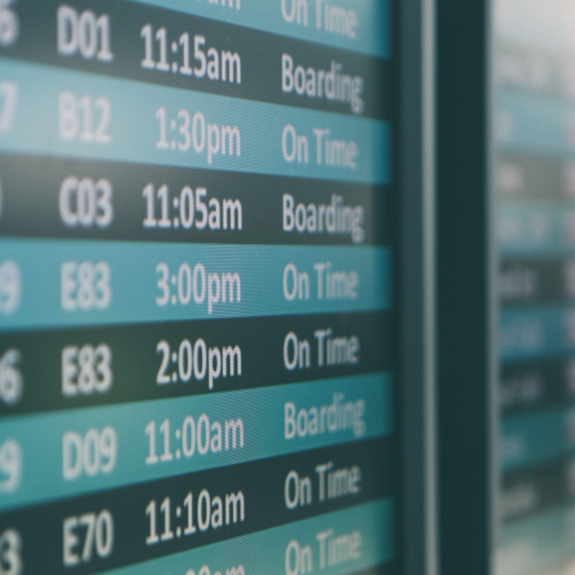 vuelo cancelado o reprogramado
